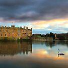 Leeds Castle - Kent, England by Adam Gormley