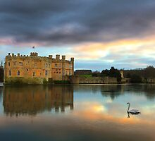 Leeds Castle - Kent, England by Adam Gormley