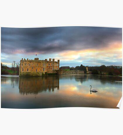 Leeds Castle - Kent, England Poster