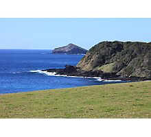 Lord Howe Island Bluff Photographic Print