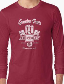 Classic Chevrolet Genuine Parts Long Sleeve T-Shirt