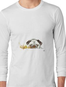 Pug Cuteness Long Sleeve T-Shirt