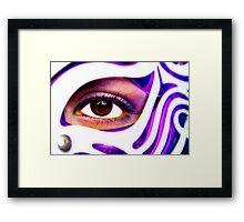 Eye Spy Framed Print