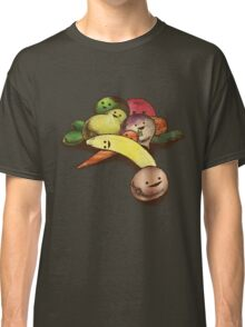 Fruit with Faces  Classic T-Shirt