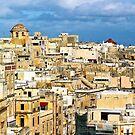 The Island of Malta by JulieDanielle