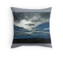 San Bernardino Mountains - Winter Throw Pillow