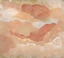Clouds of Petals (Soft) by Helene Henderson