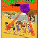 B-movie poster by Joseph Osborne