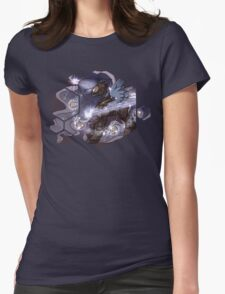 Gravity Resonance Womens Fitted T-Shirt
