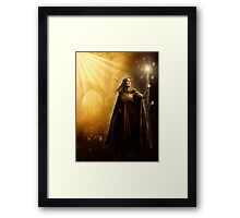 Forest's Awakening Framed Print