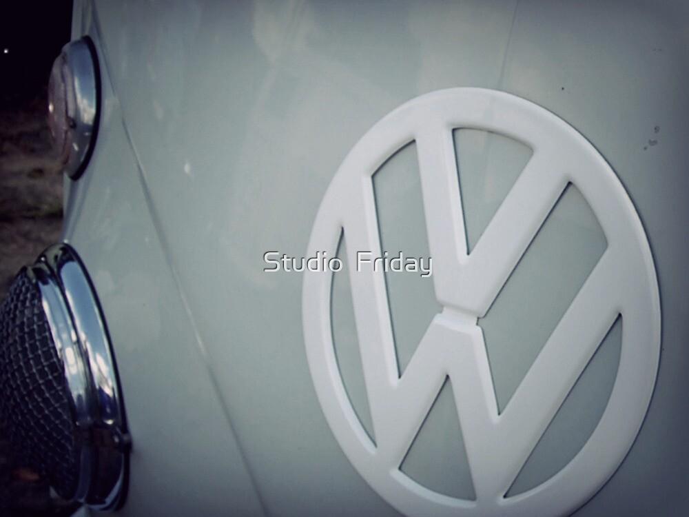 Split screen volkswagen by Studio  Friday