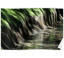 Emerald Water | Patuna Gorge Poster