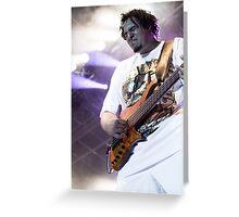 Rock it! Greeting Card