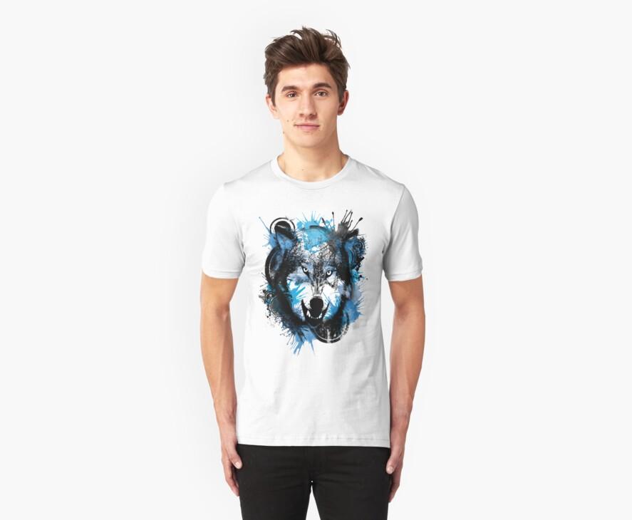 Wolf's Glare by creativenergy