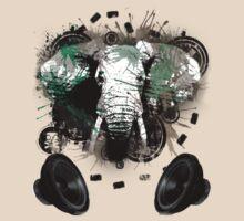 Elephant Bass by creativenergy