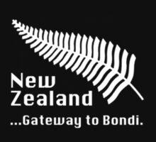 Gateway To Bondi - Small Logo Kids Tee