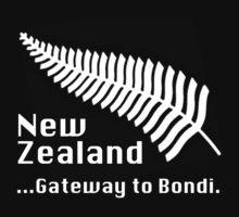 Gateway To Bondi - Large Logo Baby Tee