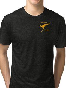 Somewhere Down South - Small Logo Tri-blend T-Shirt