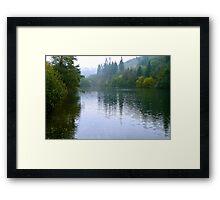 Staindale Lake - Dalby Forest Framed Print