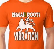 Reggae Roots Vibration Unisex T-Shirt
