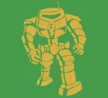 Sheldon: Manbot T-Shirt by dreamtee