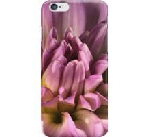 Shades of  Dahlia iPhone Case/Skin