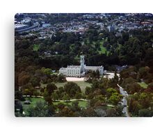 Government house Canvas Print