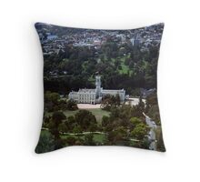 Government house Throw Pillow
