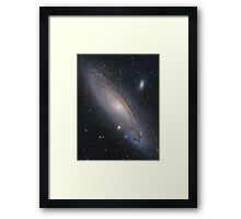 Andromeda Galaxy, M31 (New Mosaic) Framed Print