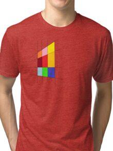 Colorful Udesign  Tri-blend T-Shirt