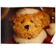 The Christmas Bear Poster