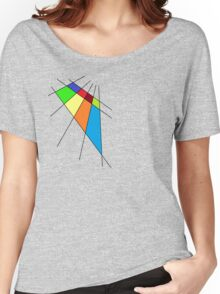 Colorful Udesign Women's Relaxed Fit T-Shirt