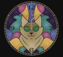 Clockwork Cat by Pyrocat Productions