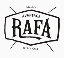 "Rafael Nadal ""rey de arcilla"" Kids Clothes"