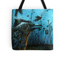 Crows Plague Tote Bag