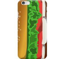 Extreme Burger iPhone Case/Skin