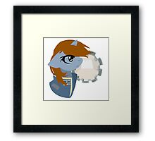 Leave The Stable [Alternate/Relisted] Framed Print