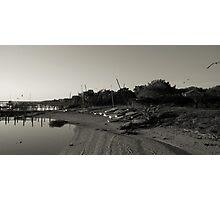St. Augustine Lighthouse Park Beach 1 Photographic Print