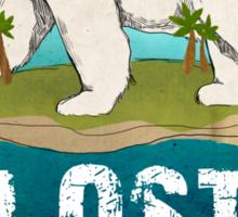 Lost Sticker