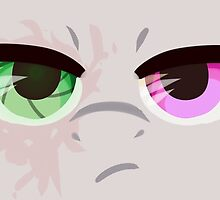 SS Eyes - Cyber ver by InLucidReverie