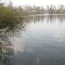 Weißensee Lake, Berlin '09 by Elsa Thorp