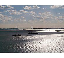 The Hudson River Photographic Print