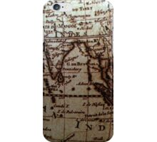 World Journey iPhone Case/Skin