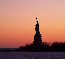 Lady Liberty by Dandelion Dilluvio