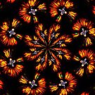 Merry Glowing Petals of Fire by MaeBelle