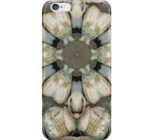 Seashell pattern iPhone Case/Skin