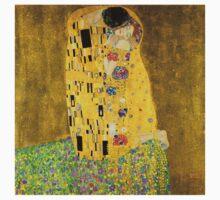 The Kiss - Gustav Klimt Kids Clothes