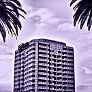 Hollywood Hilton by Michael  Bermingham