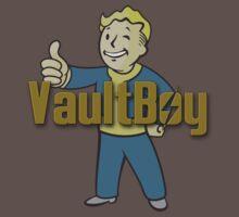VAULT BOY - FALLOUT SPECIAL by riotshieldtom