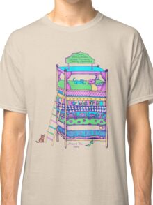Queen Ermintrude's Patented Princess Testing Apparatus Classic T-Shirt